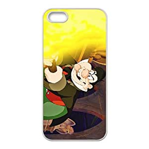 iPhone 4 4s Cell Phone Case White Disneys Beauty and the Beast 041 SH3047874