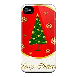 For JmT12004SZEe Merry Christmas Protective Cases Covers Skin/Samsung Galxy S4 I9500/I9502 Cases Covers