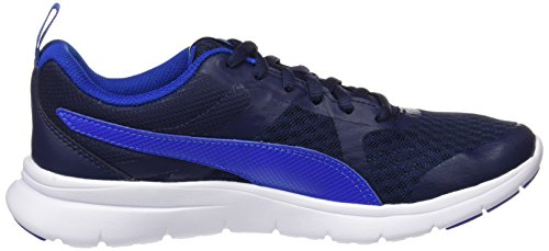 Adulto Essential turkish peacoat Puma Azul Flex Unisex Zapatillas Sea z0wz1Iq5