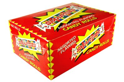 Smarties Candy Roll 160ct (Rolls Smarties Candy)