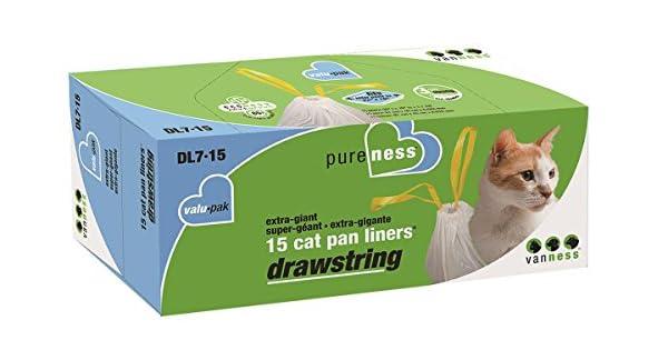 Amazon.com: Van Ness dl715 Pureness extra gigante Cordón ...