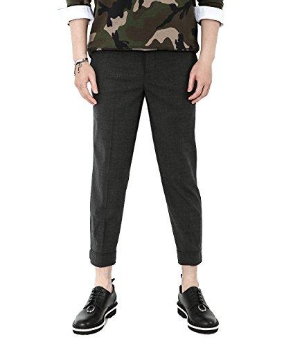 wiberlux-neil-barrett-mens-tapered-buttoned-hem-cropped-pants-50-dark-gray
