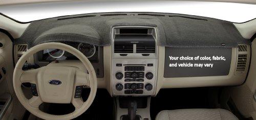 Covercraft DashMat Original Dashboard Cover for Audi A6 - (Premium Carpet, Smoke)