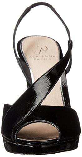 Sandalias Gemini nbsp;Vestido Adrianna Black Papell nbsp;– de TUqRX1a
