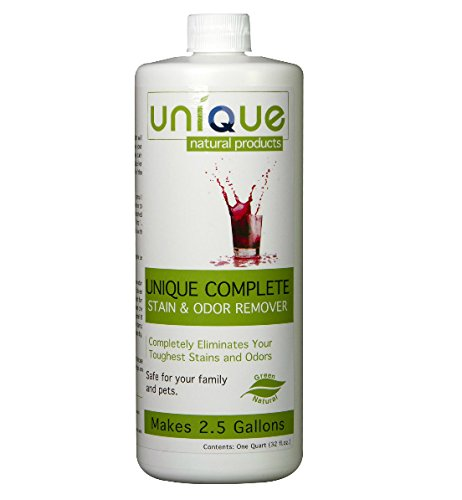 Unique Stain And Odor Remover Bottle 32 Oz by Unique Marketing of Colorado