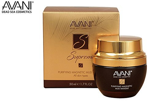AVANI Supreme Purifying Magnetic Mud Masque