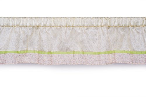 Kidsline Basket - Kids Line Valance, Sweet Dreams (Discontinued by Manufacturer)