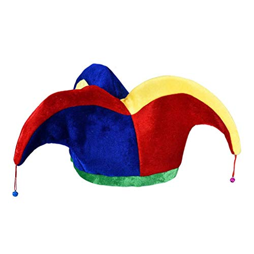 Mysky Happy Halloween,Halloween Masquerade Hat Costume Party Props Wizard Hat (Multicolor)