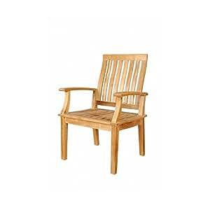 """Anderson Brianna chd-70925""""sillón de Comedor en Natural"""