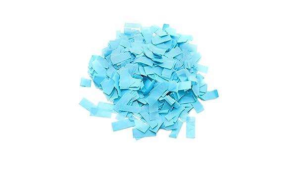 Confeti 1 kg ign/ífugos no desti/ñen Recarga para ca/ñones esparcidores el/éctricos Party/&Co