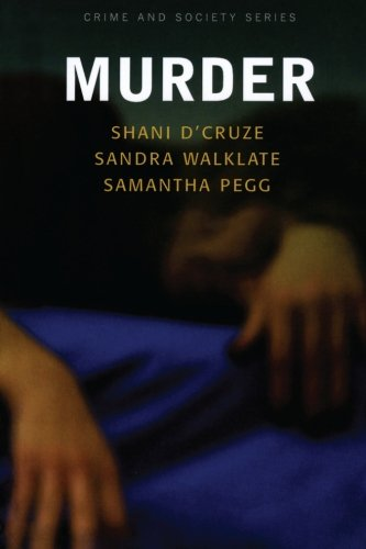 Murder (Crime and Society Series)