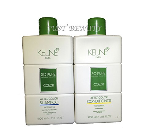 KEUNE NATURAL BALANCE SHAMPOO CONDITIONER product image