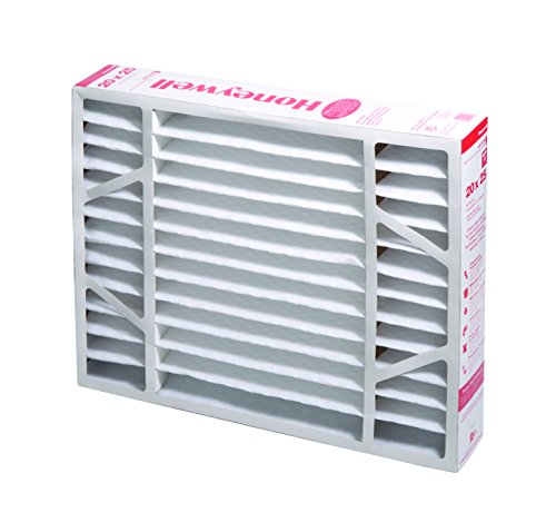 honeywell 20x25x5 furnace filter - 3