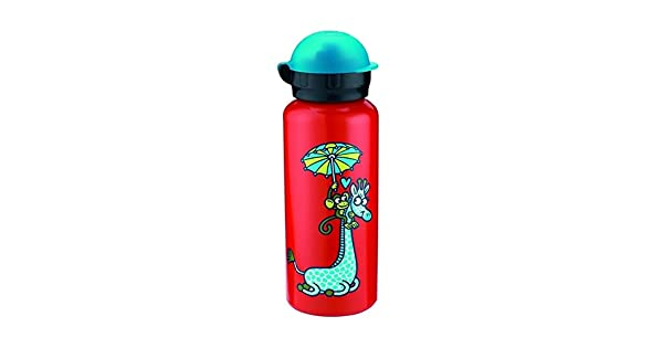 Amazon.com: Laken Kukuxumusu Kids Botella de agua potable ...