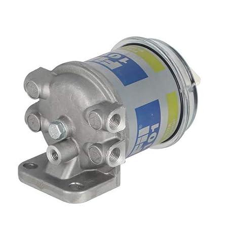 Glass Bowl Diesel Fuel Filter Assembly C5NE9165C Fit For Ford Massey Ferguson