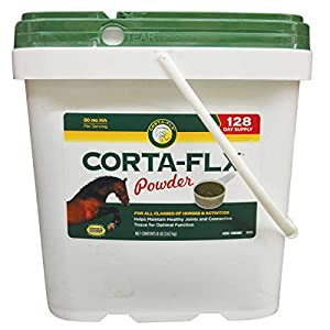 Manna Pro Corta-FLX Powder 8 lb Equine Joint Supplement 18