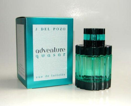 Quasar Adventure FOR MEN by J. Del Pozo - 2.5 oz EDT (Quasar Jesus Del Pozo)