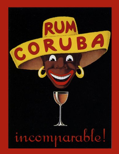 fashion-yellow-har-rum-coruba-incomparable-drink-16-x-22-image-size-vintage-poster-reproduction