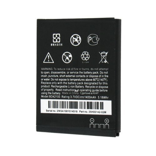 Htc Li Ion Battery (HTC MY TOUCH 4G LI-ION BATTERY. HTC myTouch 4G/ Thunderbolt/ Merge/ ADR6325 Li-ion Battery. HTC myTouch 4G/ Thunderbolt/ Merge/ ADR6325 Li-ion)