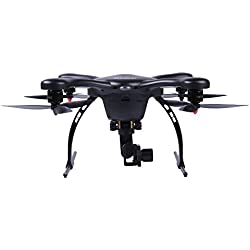 Ehang GHOSTDRONE 1.0 Aerial, Android Compatible, Black