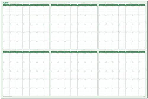Amazon.com: 180-day 6-month seco/wet-erasable pared ...