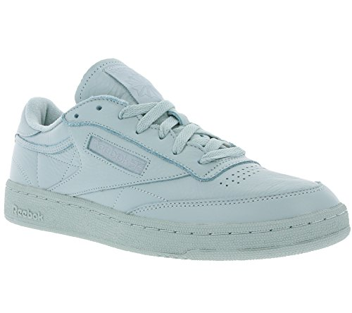Club Seaside Basses Reebok Elm 85 Sneakers Grey Homme C a4pdq4g
