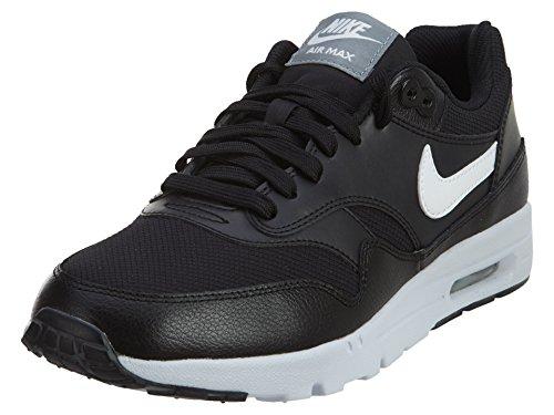 Nike Women's Air Max 1 Ultra Essentials Black/White/Stealth/Pr Pltnm Running Shoe 8 Women US - Nike Air Max 1 Black Women