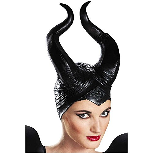 Maleficent Horns Deluxe Costume Accessory