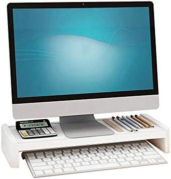 Soporte Monitor Soporte De Monitor Apilable|Monitor Riser con ...
