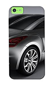Hot KAADgWH1327LCCPE Peugot 308 Rc Z Silver Concept Tpu Case Cover Compatible With Iphone 5c
