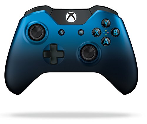 Xbox One Special Edition Dusk Shadow Wireless Controller [Without Bluetooth] (Certified Refurbished) Dusk Limited Edition