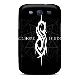 Shock Absorption Hard Phone Cover For Samsung Galaxy S3 (ppQ8292zniZ) Allow Personal Design Realistic Papa Roach Pictures
