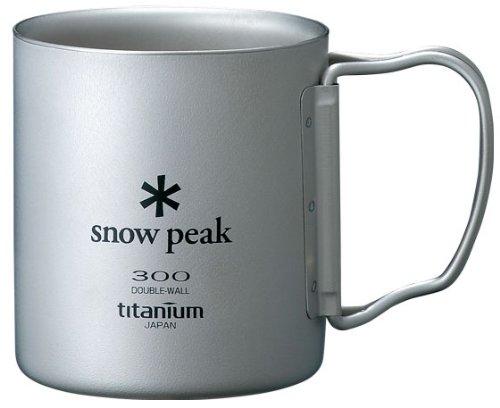 Snow Peak Titanium Double Wall