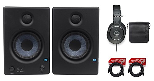 Package: Pair of Presonus Eris E4.5 2-Way 4.5