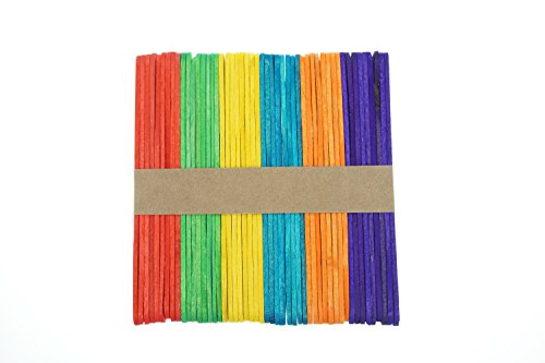 bilipala-50pcs-wooden-craft-sticks-kidshand-crafts-ice-lolly-ice-pop-lollipop-sticks