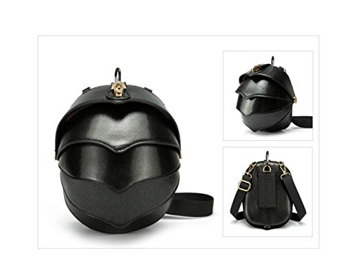 Lock Black Bag Mignon Poches Hommes Couture Dames Creative WYBXA Styling xqw0RBzpx