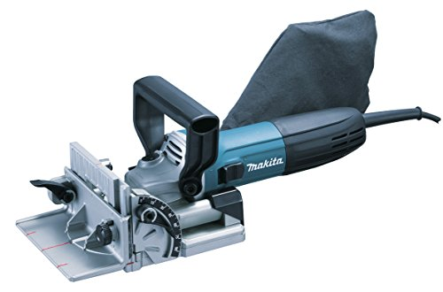 Makita PJ7000 Plate Joiner - Tenon Jig Cutting