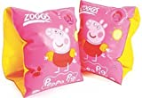 Peppa Pig Printed Pool Swimming Learn To Swim Bands Pink Pack Of 6