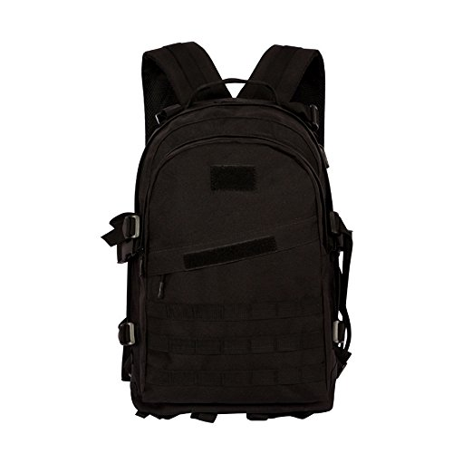 99d3dd2b7a0 PONIXA Tactical MOLLE Backpack 30L Outdoor Military Water Resistance  Rucksack Molle Packs for Camping