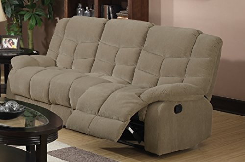 Sunset Trading Heaven on Earth Reclining Sofa
