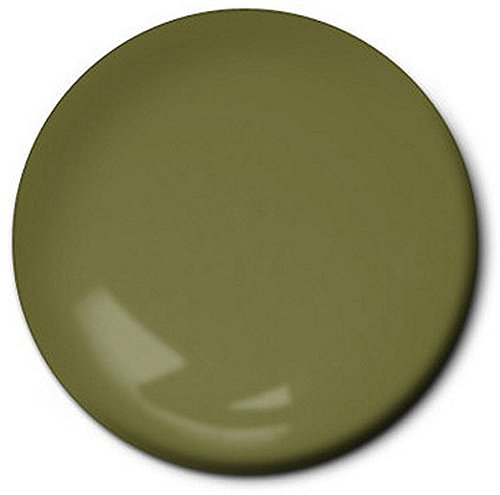 Testors Enamel Paint, Flat Olive, - Oakridge Center