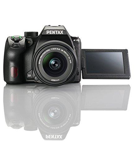 Pentax 24 Digital SLR Camera Dynamic with 3