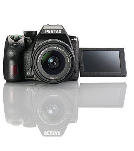 Bestselling Pentax DSLR Cameras