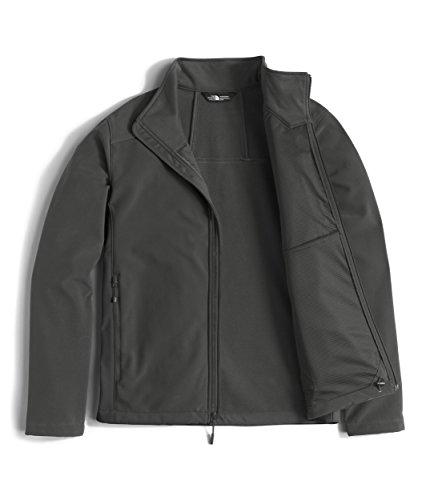 fb28108288b The North Face Men s Apex Bionic 2 Jacket - Asphalt Grey   Asphalt Grey - M