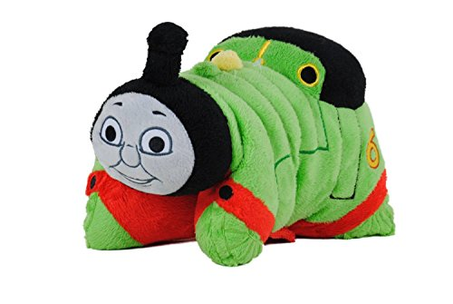 Thomas The Train Pillow Pets 11 Inch Pee Wees - Percy