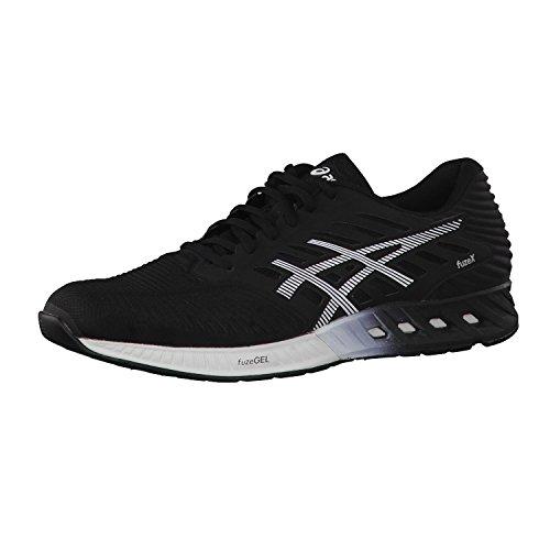 Asics Sneaker White Nero Uomo Fuzex Black Onyx wwpR8Pq