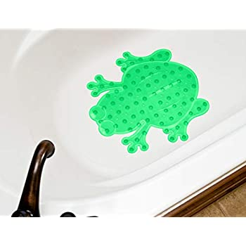 Amazon Com Mommy S Helper Bath Mat Froggie Collection