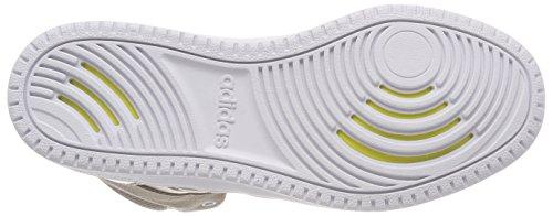 Grivap Plamat Cloudfoam Grivap Damen Schuh 000 Hoops Super adidas Mid Fitnessschuhe Grau pSzvxww
