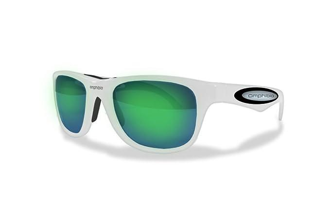 c49f0bba99b Amazon.com  Amphibia Wave Floating Sunglasses  Clothing