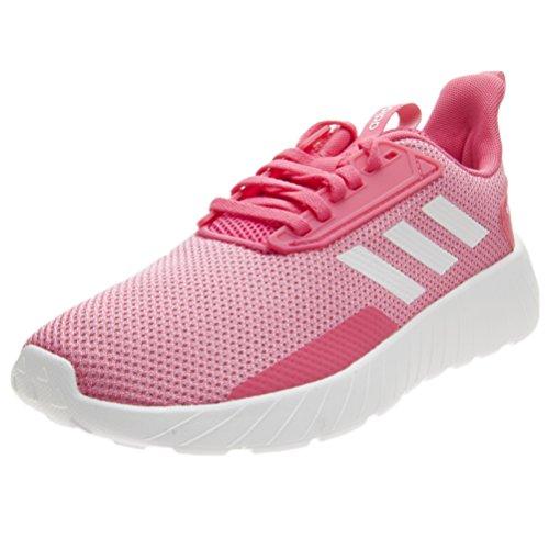 adidas Mädchen Questar Drive K Laufschuhe Pink(reapnk/Ftwwht)